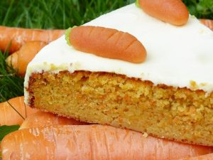 como hacer bizcocho de zanahoria